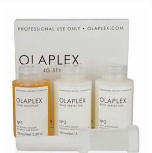 Olaplex travel kit 30 uses